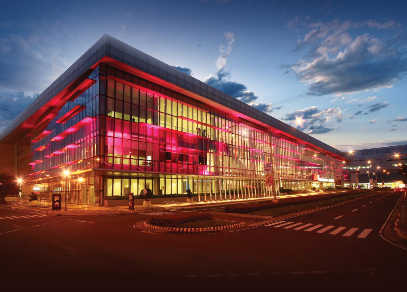 马尼拉SMX会议中心SMX Convention Center