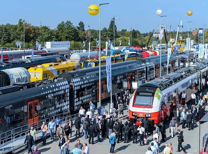德国柏林国际轨道交通技术展览会INNOTRANS
